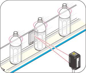 Optex Transparent Object Sensor
