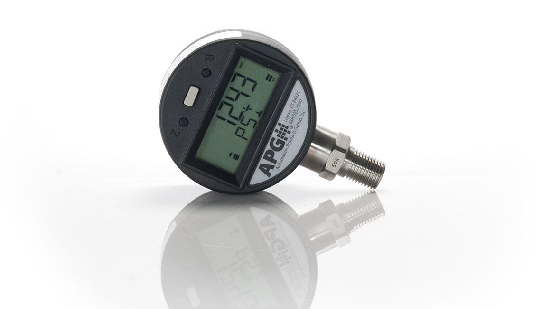 Cates Control Solutions - APG Digital Pressure Gauges