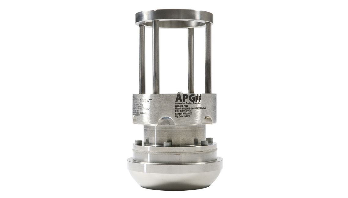 Cates Control Solutions - APG Hammer Union Transducers