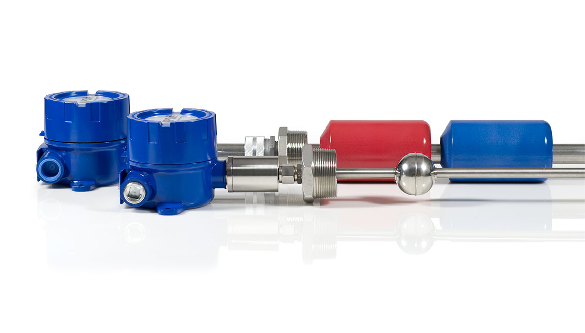 Cates Control Solutions - APG Continuous Float Level Sensors